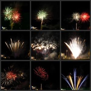 Tulsa Drillers Firewords Picnik collage