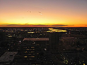 HDRish Sunset