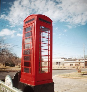 Red Telephone Box 2