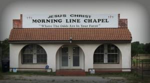 morning line chapel