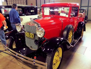 Ford Model A Pickup Truck