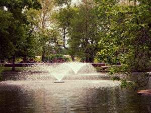 Owen Park Fountains