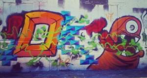 #graffiti #tulsa #oklahoma Mikes Liquors #permissionzine