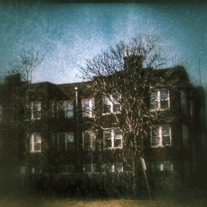 #snapseed #spooky #creepy #apartments #downtowntulsa #igersok