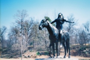 Appeal to the Great Spirit at Tulsa's Woodward Park