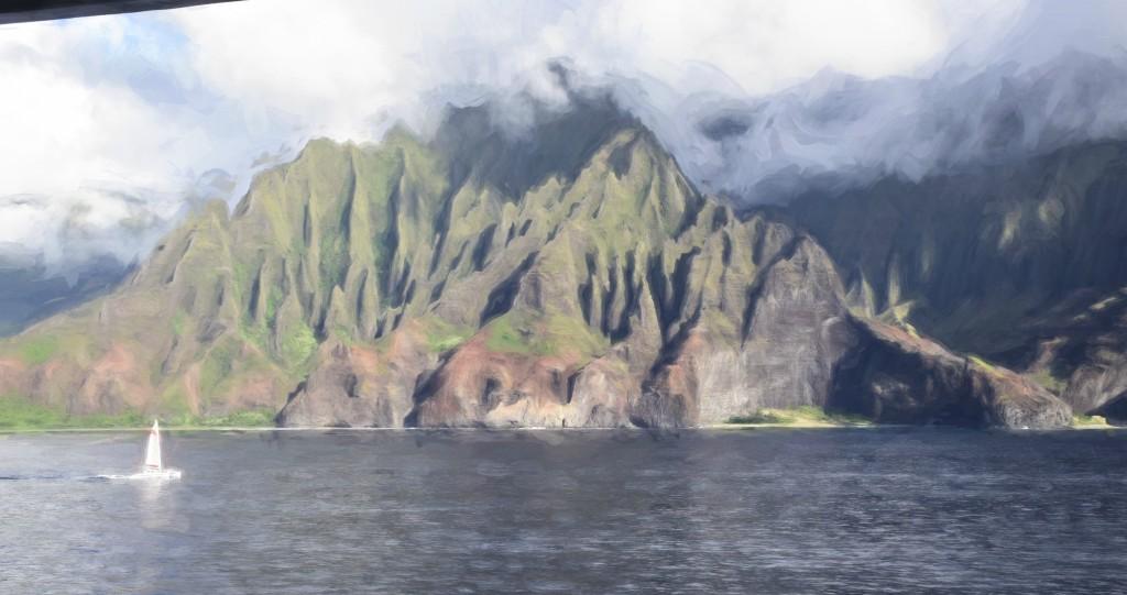 Coast of Napoli Kauai Impressions Monet I 54pct