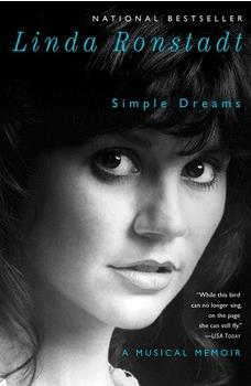 Simple Dreams - Linda Ronstadt - Book Cover