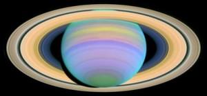 Saturn Prior to Cassini Probe