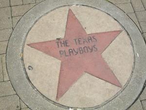 Texas Playboys Star at Cains