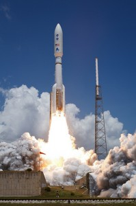 Atlas V Rocket Launches with Juno Spacecraft (201108050006HQ)