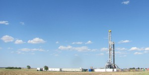 Cana Woodford Shale Drilling Rig