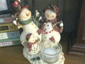 Snowman Family 2