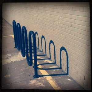 #bikestand #shadows #tulsa