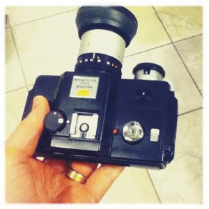 #minolta_110_zoom_slr my new old #film #camera