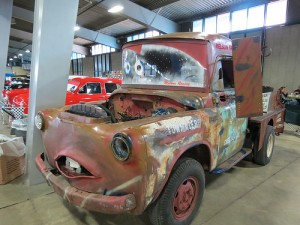 Towmater from Cars Animated Movie