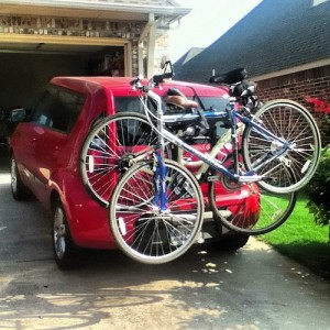 Gearing up for annual #anniversary #bikeride