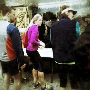 Finished #tulsa run #beer line