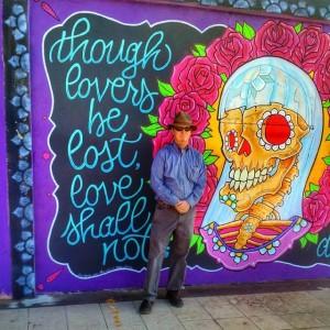 #selfie by Logan at #livingarts #mural #art #publicart #downtowntulsa #oklahoma #igersok
