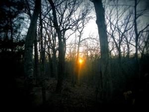 Sunset Turkey Mountain