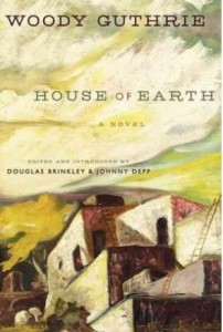 Woody Guthrie - House of Earth cover image