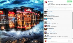 Instagram - Quik Trip