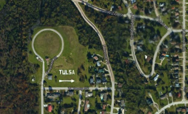 Tulsa Arrow