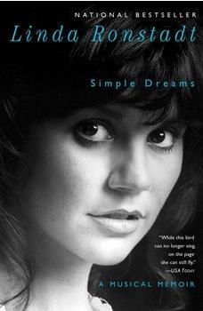 Simple Dreams - Linda Ronstadt - Book Cover